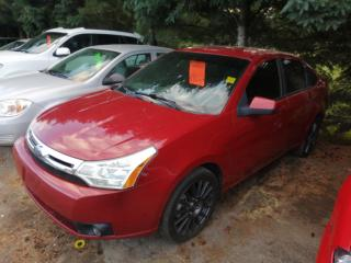 Used 2009 Ford Focus SES for sale in Mallorytown, ON