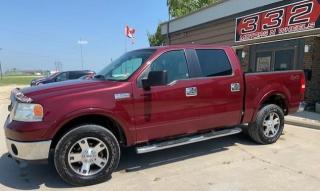Used 2006 Ford F-150 Lariat for sale in Brunkild, MB