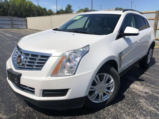 Used 2014 Cadillac SRX 2WD for sale in Cayuga, ON