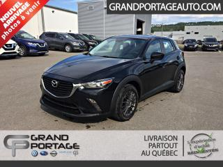 Used 2016 Mazda CX-3 Traction intégrale 4 portes GX for sale in Rivière-Du-Loup, QC
