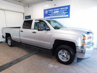 Used 2019 Chevrolet Silverado 2500 HD Work Truck for sale in Listowel, ON