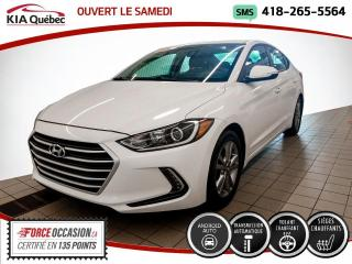 Used 2017 Hyundai Elantra GL* AT* CARPLAY* SIEGES CHAUFFANTS* for sale in Québec, QC