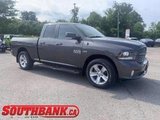 Used 2016 RAM 1500 SPORT for sale in Ottawa, ON