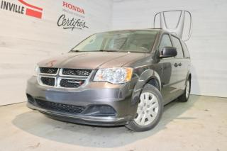 Used 2016 Dodge Grand Caravan SE for sale in Blainville, QC