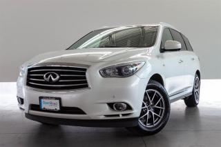 Used 2015 Infiniti QX60 AWD for sale in Langley City, BC