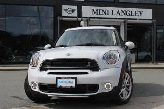 Used 2016 MINI Cooper Countryman ALL4 for sale in Langley, BC