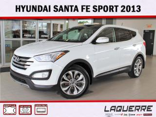 Used 2013 Hyundai Santa Fe SPORT *AWD* for sale in Victoriaville, QC