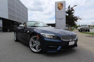Used 2011 BMW Z4 sDrive35is Roadster for sale in Langley City, BC