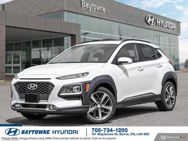 2020 Hyundai KONA 1.6T AWD Ultimate