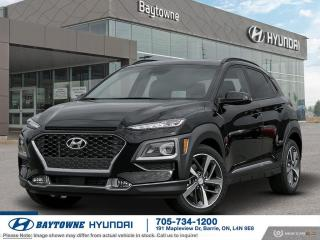 New 2020 Hyundai KONA 1.6T AWD Ultimate for sale in Barrie, ON