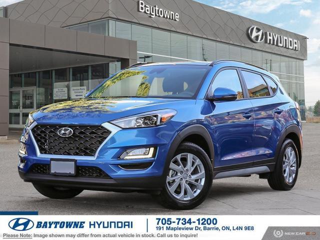 2020 Hyundai Tucson AWD 2.0L Preferred