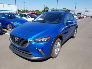 Used 2016 Mazda CX-3 GS* GPS* CAMERA* SIEGES CHAUFFANTS* for sale in Québec, QC