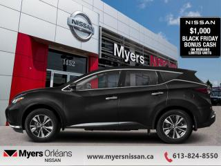 New 2020 Nissan Murano Limited Edition  - 20 Inch Wheels - $305 B/W for sale in Orleans, ON