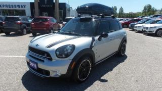 Used 2016 MINI Cooper Countryman S for sale in New Hamburg, ON