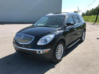 Used 2011 Buick Enclave CXL1 4 portes à traction for sale in Quebec, QC