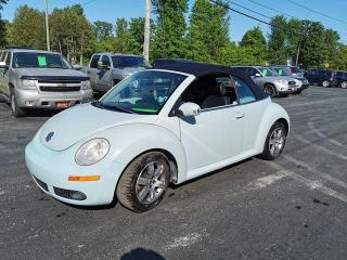 Used 2006 Volkswagen New Beetle CONVERTIBLE for sale in Madoc, ON