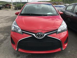 Used 2017 Toyota Yaris Hatchback Hayon 5 portes, boîte automatique, LE for sale in Val-David, QC