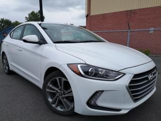 Used 2017 Hyundai Elantra GLS  A/C MAGS TOIT CAMERA DE RECUL for sale in Île-Perrot, QC