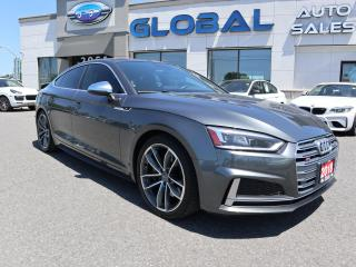 Used 2018 Audi S5 Sportback Progressiv for sale in Ottawa, ON