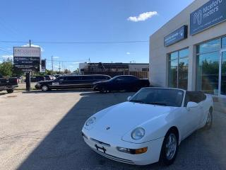 Used 1993 Porsche 968 CONVERTIBLE for sale in Oakville, ON