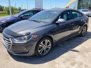 Used 2017 Hyundai Elantra Berline 4 portes, boîte automatique, GLS for sale in Joliette, QC