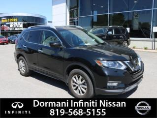 Used 2018 Nissan Rogue SV TECH AWD for sale in Gatineau, QC