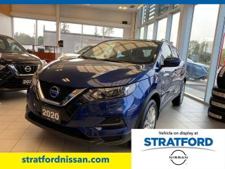 Used 2020 Nissan Qashqai SV|BEST PRICE IN THE MARKET!  LOW KMS!! for sale in Stratford, ON