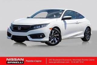 Used 2016 Honda Civic LX MANUEL / CAMÉRA / MAGS 16