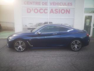 Used 2017 Infiniti Q60 3.0t q60 for sale in Montréal, QC