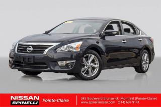 Used 2015 Nissan Altima SL TECH NAVIGATION / CUIR / TOIT OUVRANT / CAMERA DE RECUL for sale in Montréal, QC