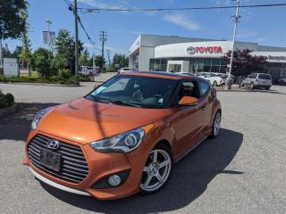 Used 2013 Hyundai Veloster Turbo at for sale in Surrey, BC