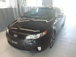 Used 2013 Kia Forte Koup **MAGS** SPORT** INSPECTÉE ET FINANCEMENT DISPO ! for sale in Val-d'Or, QC