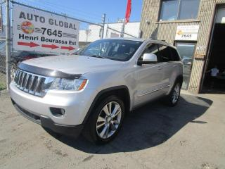 Used 2011 Jeep Grand Cherokee 4 RM 4 portes 70e anniversaire for sale in Montréal, QC
