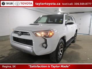 New 2020 Toyota 4Runner for sale in Regina, SK