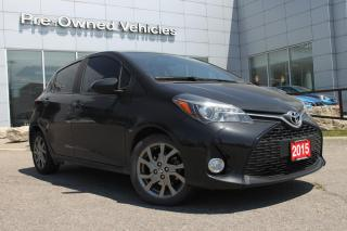 Used 2015 Toyota Yaris WELL MAITAINED ONE OWNER TRADE. PRICED TO SELL! for sale in Toronto, ON