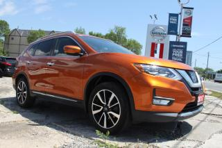 Used 2017 Nissan Rogue SL Platinum CLEAN CARFAX,ONLY 46068 KMS. NISSAN CERTIFIED PREOWNED. PRICED TO SELL! for sale in Toronto, ON