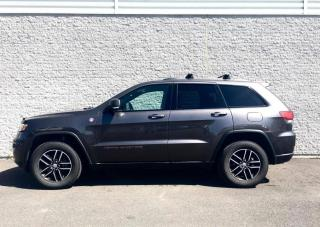 Used 2017 Jeep Grand Cherokee TRAILHAWK - CUIR/TOIT/GPS - BAS PRIX for sale in Drummondville, QC
