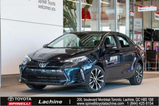Used 2017 Toyota Corolla SE for sale in Lachine, QC