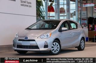 Used 2014 Toyota Prius c 2 SETS DE PNEU for sale in Lachine, QC