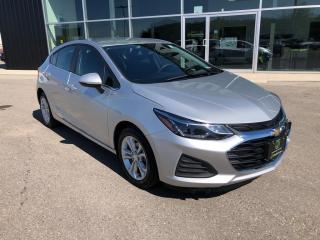 Used 2019 Chevrolet Cruze LT Remote Start, Android/Apple CarPlay for sale in Ingersoll, ON