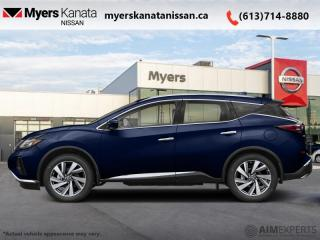 New 2020 Nissan Murano SL  - Navigation -  Sunroof for sale in Kanata, ON
