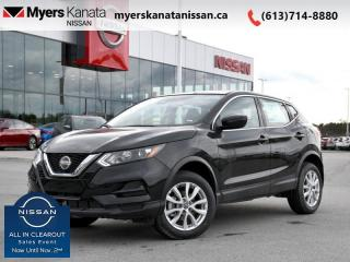 New 2020 Nissan Qashqai FWD S for sale in Kanata, ON