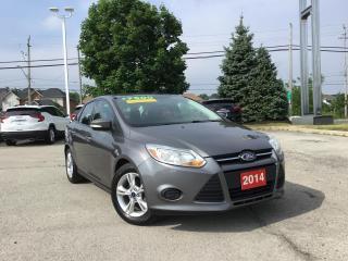 Used 2014 Ford Focus SE for sale in Grimsby, ON