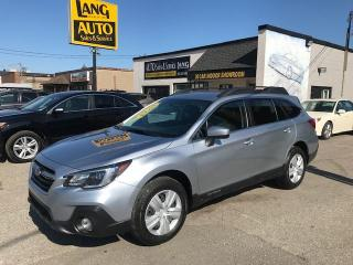 Used 2018 Subaru Outback 2.5i 1 OWNER , NO ACCIDENTS,  CERTIFIED for sale in Etobicoke, ON