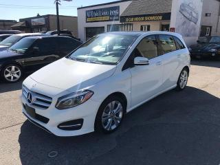 Used 2017 Mercedes-Benz B-Class Sports Tourer for sale in Etobicoke, ON