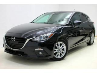 Used 2014 Mazda MAZDA3 GS Sport Hatchback *Garantie-145,000km *Toit/Roof for sale in St-Hubert, QC