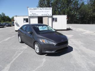 Used 2015 Ford Focus SE for sale in Elmvale, ON