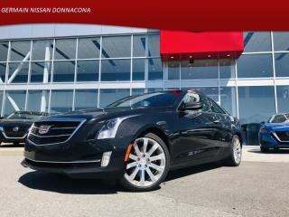 Used 2015 Cadillac ATS COUPÉ AWD PERFORMANCE ** GPS - CAMÉRA DE RECUL  ** for sale in Donnacona, QC