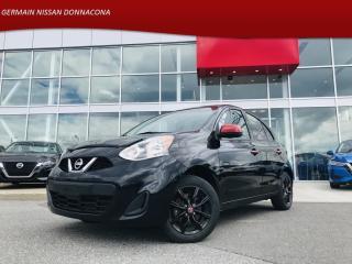 Used 2015 Nissan Micra SV CONVENANCE PKG *** TAUX À PARTIR DE 2.49% *** for sale in Donnacona, QC