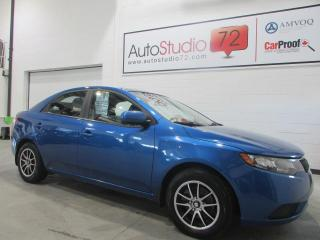Used 2013 Kia Forte LX**AUTOMATIQUE**A/C** for sale in Mirabel, QC